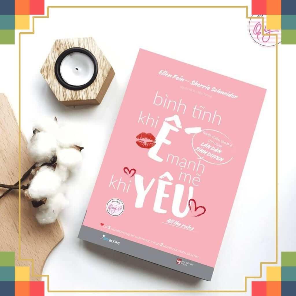 Sách tâm lý con gái - Bình tĩnh khi ế, mạnh mẽ khi yêu