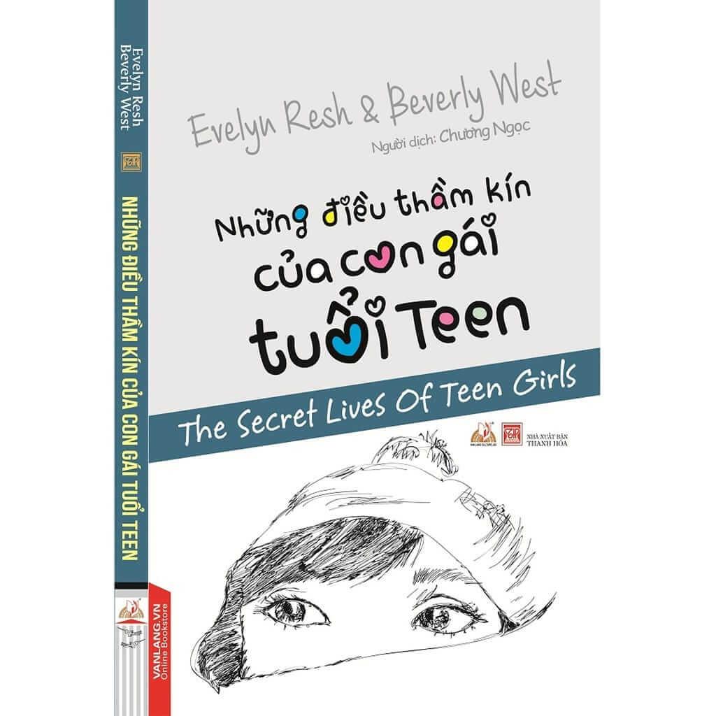 Sách tâm lý con gái - Những điều thầm kín của con gái tuổi teen