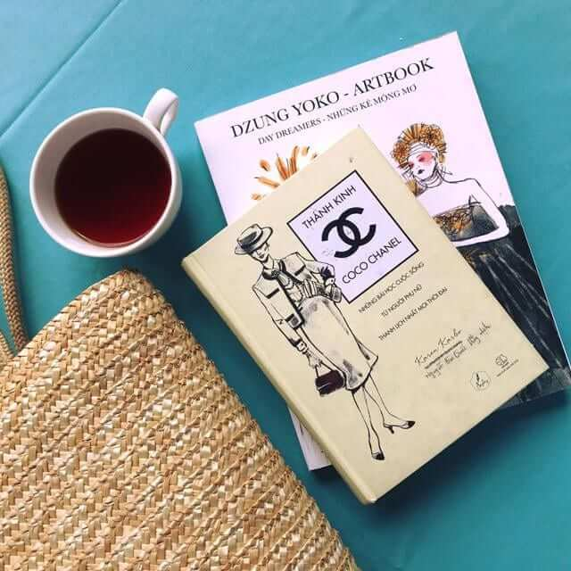 Sách tâm lý con gái - Thánh Kinh Theo Coco Chanel