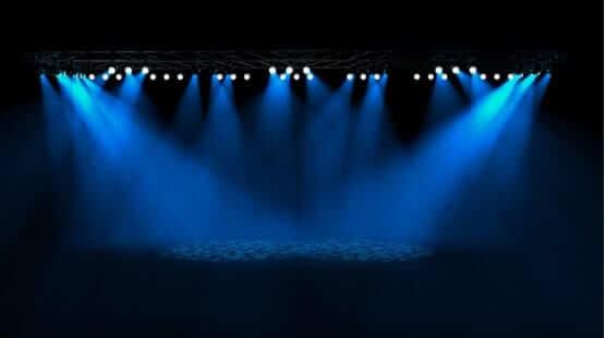 Hiệu ứng ánh đèn sân khấu